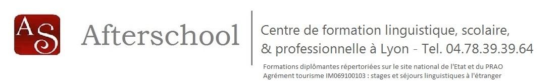 Cours d'anglais & espagnol Lyon - CENTRE DE FORMATION Afterschool