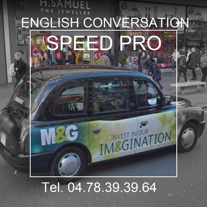 English conversation speed pro small