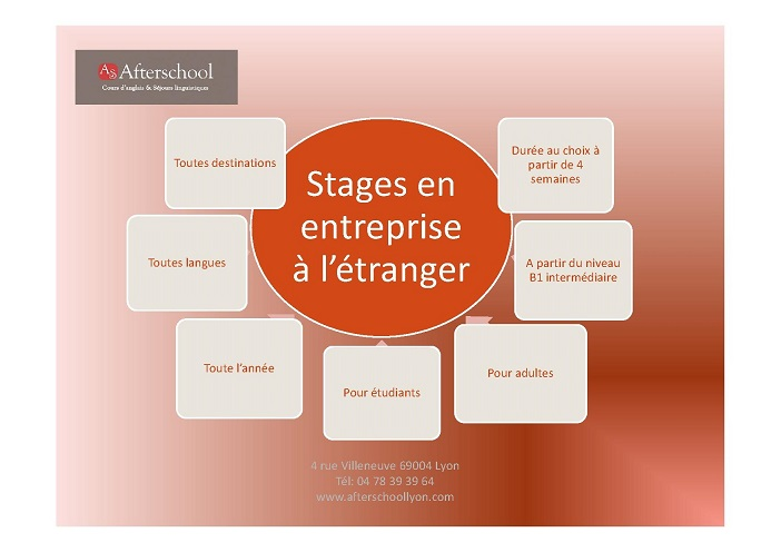 Stages à létranger small